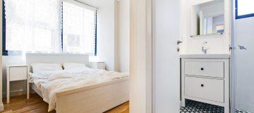 דלתות פנים לחדרי הבית בצבע לבן