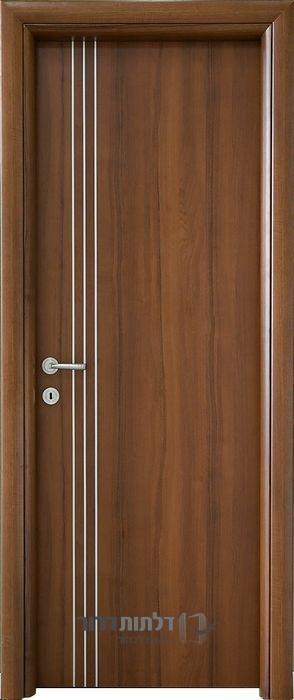 דלת פנים ניקל אורך אגוז