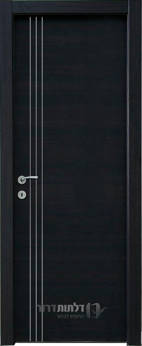 דלת פנים ניקל אורך וונגה