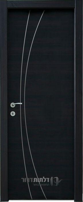 דלת פנים ניקל k1 ונגה