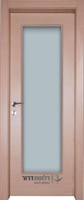 דלת פנים צוהר ונוס אלון מולבן