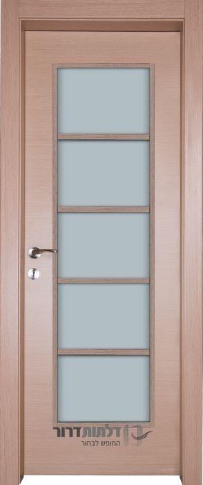 דלת פנים צוהר יפני אלון מולבן