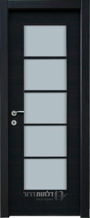 דלת פנים צוהר יפני ונגה