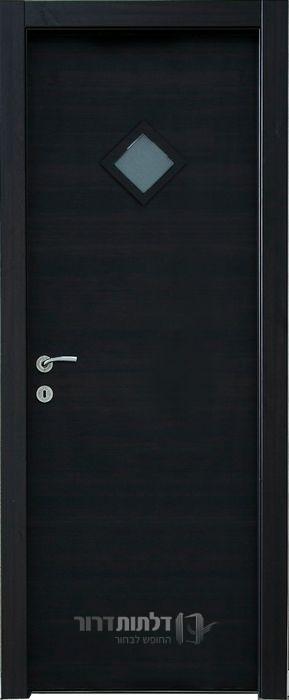 דלת פנים צוהר מעויין וונגה
