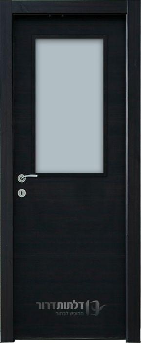 דלת פנים צוהר מרכזי וונגה