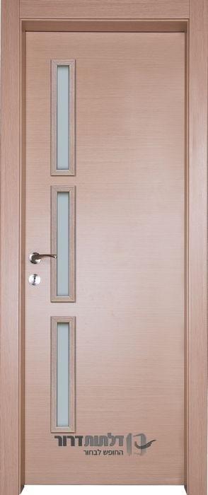 דלת פנים צוהר צד 12-501 אלון מולבן