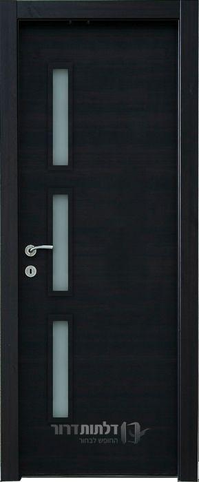 דלת פנים צוהר צד 12_50 וונגה
