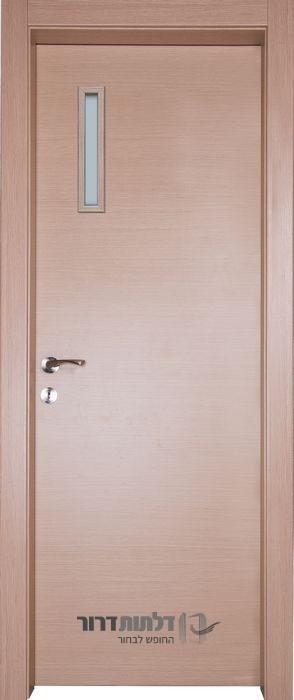 דלת פנים צוהר צד 8-40 אלון מולבן