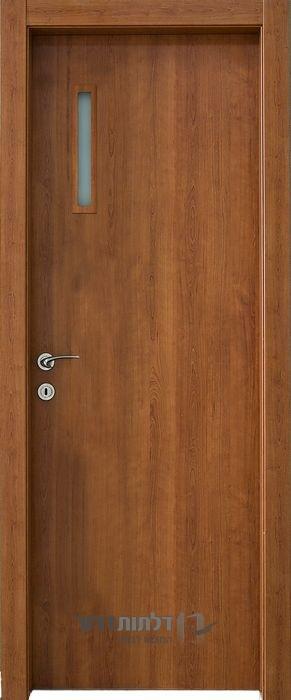 דלת פנים צוהר צד 8-40 דובדבן