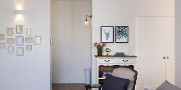 עיצוב דירה בסגנון רטרו בתל אביב