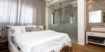 עיצוב דירה בכרמיה תל אביב