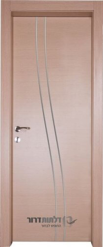 דלתות אקוסטיות דגם ניקל-גל-אלון-מולבן