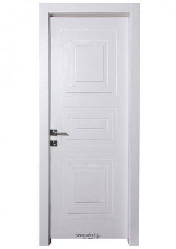 דלתות פנים עץ דגם פאנל