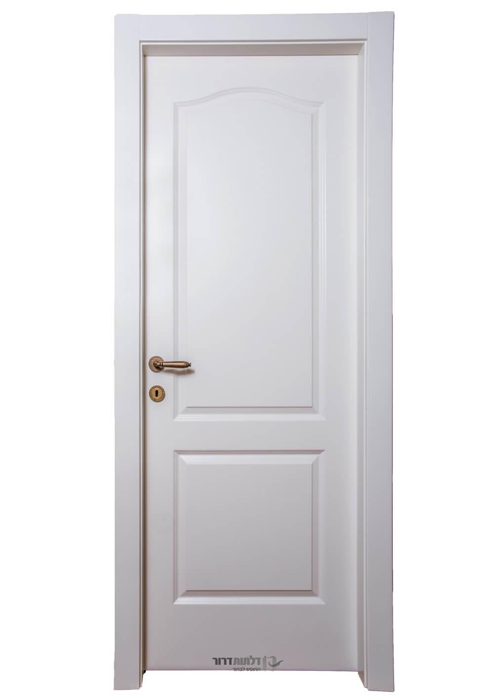 ייצור דלתות פנים דגם פאנל קשת