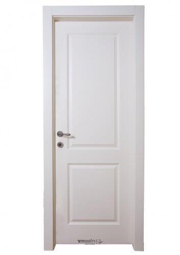 דלתות מעוצבות דגם פאנל ישר