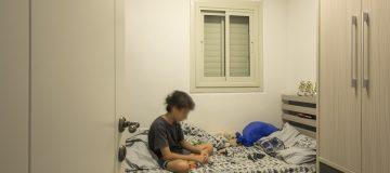 דלתות פנים לחדר הילדים